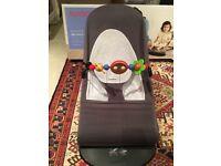 BabyBjorn Bouncer Balance Soft and Toy Bar