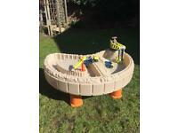 Little Tikes Builders Bay Sand & Water Table