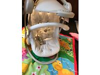 Mamas and Papas little lights swinging chair