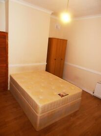 Spacious Double room available in East London – Ilford ( Seven Kings)