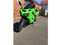 Great looking Kawasaki in best colour, amazing condition and well looked after