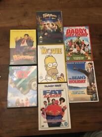 Dvd bundle - family movies