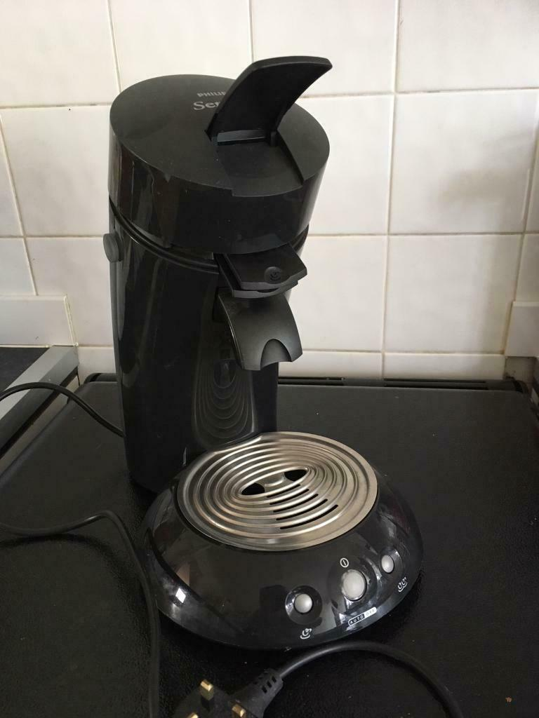 Philips Senseo Coffee Pad Machine In Burton Dorset Gumtree