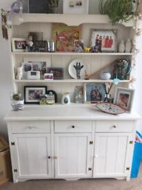 Upcycled retro dresser