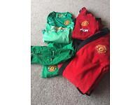 Man Utd bundle 10/12 years