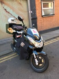 pcx 125 great deal all in working with mot 6m very good bike fix price no offers thanks