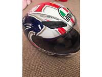 AGV K-4 motorbike helmet