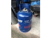 13kg butane gas cylinder (full)