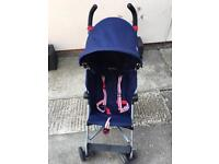 Maclaren stroller limited edition Union Jack