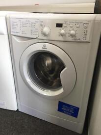 Indesit 7kg washing machine £129 includes 6 month warranty