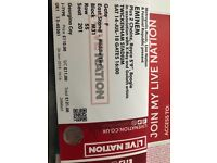 1x Eminem Ticket 14th July