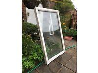 doubel glased window