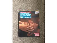 Level 3 beauty & spa therapies text book