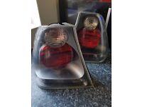 bmw e46 compact rear lights