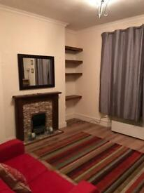 One bedroom flat fully furnished