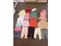 12-24 month Spring/Summer bundle x 18 items