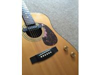 Epiphone PR350 Acoustic With mods