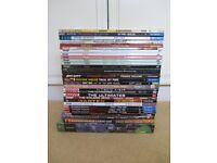 Graphic novels (DC, Marvel, Saga, etc.)