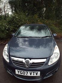 Vauxhall Corsa 1.4 16V Design 5dr Hatchback