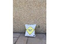 10 x bags of dashing grade Yellow Spar Chips