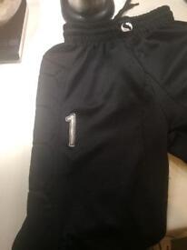 Children's goalkeeping trousers