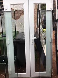 Triple double glazed kitchen windows & double window