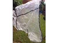 Rain cover for free