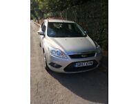 Ford Focus 1.6 Style Silver Mint condition