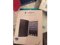 iPad mini black wireless keyboard
