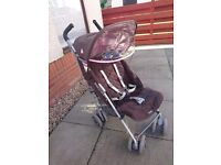 MacLaren XLR Buggy used good condition