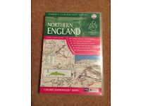 Anquest Maps Northern England 1:50,000
