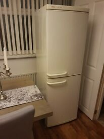 White 50/50 fridge freezer