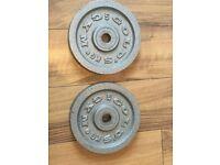 Golds Gym 2x 5kg Plates - Belfast BT4