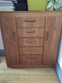 Wardrobe/drawers