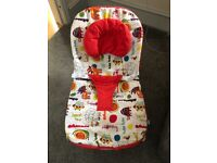 Mamas & Papas Baby bouncer-immaculate condition-from a smoke/pet free home-unisex pattern