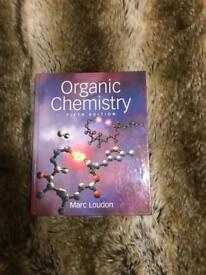 Hardcover Organic Chemistry - Marc Loudon
