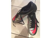 Football. Boots size 11
