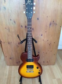 Ryder electric guitar - very good condition