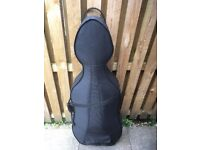 Three Quarter Size Hard Case for Cello