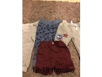 12-18/18-24 month clothing