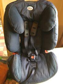 Britax child car seat for sale