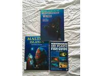 Dive books - Mediterranean