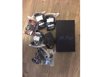 PS2 with 5 controlers and Final Fantansy series