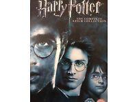 HARRY POTTER BOXSET 1-8