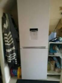 BEKO CFG1582DW Fridge Freezer - White