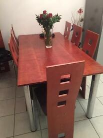 Dining Table & Kitchen Units