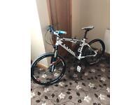Cube XMS mountain bike - mint -