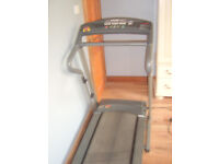 Pacer 3501 foldable treadmill in good condition