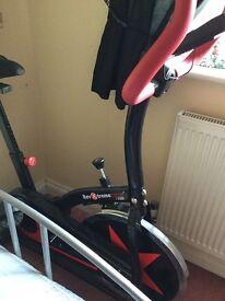 Rev xtreme exercise bike