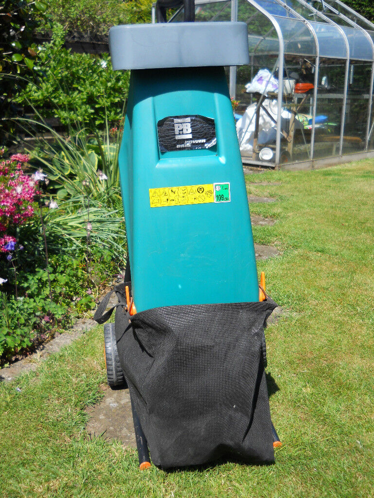 Good condition but used  Try before you buy  Shred your own wood chips | in  Dumfries, Dumfries and Galloway | Gumtree